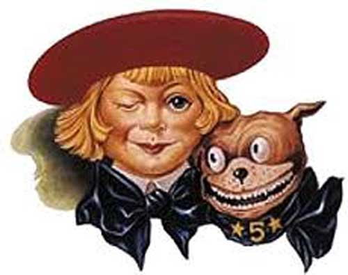 Halcyon Days Who Remembers Buster Brown?